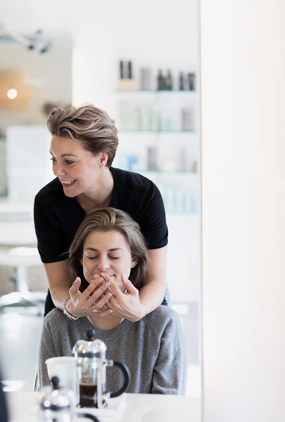 Besøg din Pii frisør på Frederiksberg
